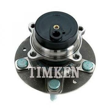 Timken  HA590205 Front Hub Assembly