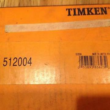 Timken  512004 – Rear Wheel and Hub Assembly