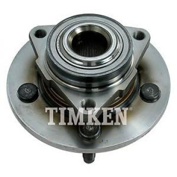 Timken Wheel and Hub Assembly HA500100 fits 02-08 Dodge Ram 1500