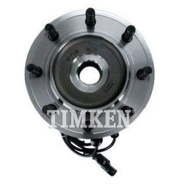 Timken Wheel & Hub Assembly fits 2011-2012 Ram 2500,3500 HA590346