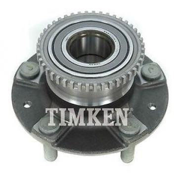 Timken  512118 Rear Hub Assembly