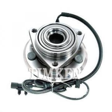 Timken  HA590245 Front Hub Assembly