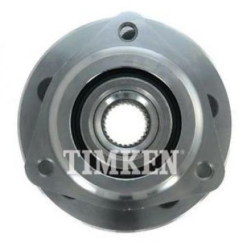 Timken  Front Wheel and Hub Assembly Part #513084