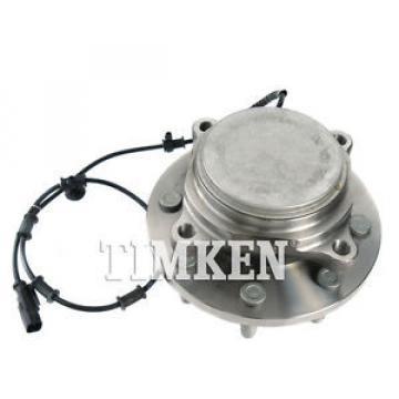 Timken  HA590466 Front Hub Assembly