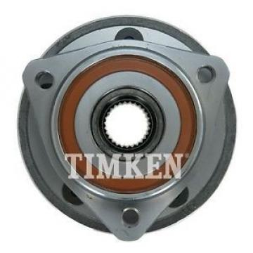Timken  Front Wheel and Hub Assembly Part #HA597449