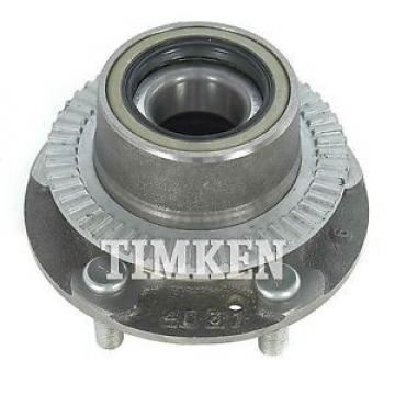 Timken  HA590013 Rear Hub Assembly