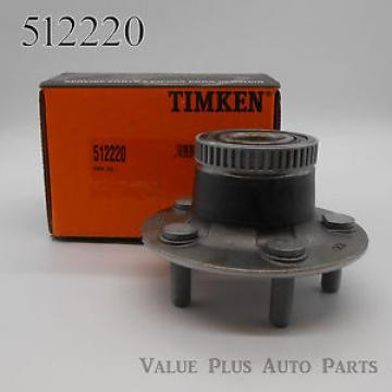 Timken  512220 Axle and Hub Assembly