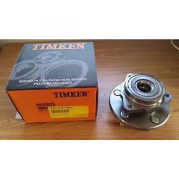Timken Wheel and Hub Assembly Front fits 99-04 Jeep Grand Cherokee