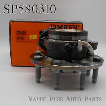 Timken  SP580310 Axle and Hub Assembly