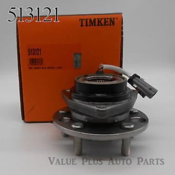 Timken  513121 HD Axle and Hub Assembly