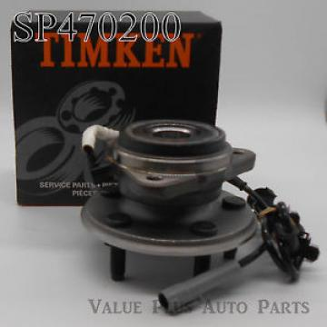 Timken  SP470200 Axle and Hub Assembly