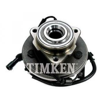 Timken Wheel and Hub Assembly Front HA590156