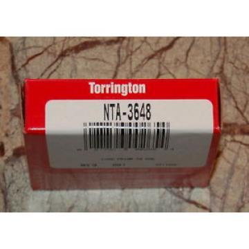 Timken Torrington NTA-3648 Needle Roller & Cage Thrust Assembly in box