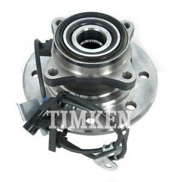 Timken  SP580303 and Hub Assembly