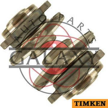 Timken  Pair Front Wheel Hub Assembly For Volvo S60 2001-2008