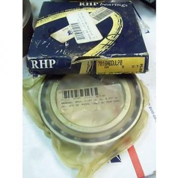 RHP 7016MBDULP0 SUPER PRECISION BEARINGS 7016 MBSUL P0