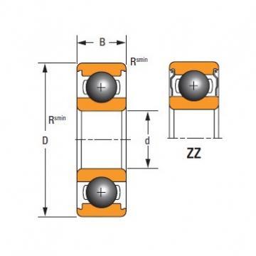 Timken  6212-ZZ-C3 Standard 6000 Series Deep Groove Ball Bearing