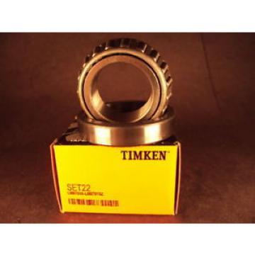 Timken  Set22, Set 22 LM67045/LM67010Z Cup & Cone