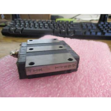THK Original and high quality Model: HRW27 Linear Bearing Block