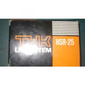 THK HSR-25 Bearing