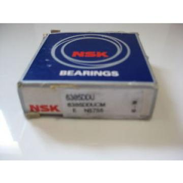 6305 New and Original DDU Single Row Radial Bearing NSK