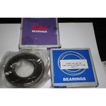 Bearings SKF,NSK,NTN,Timken 6312DDU CM AS2S NSK Nippon Seiko Ball Bearing Single Row