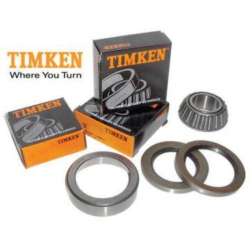 Timken  Roller Bearings  HA599528