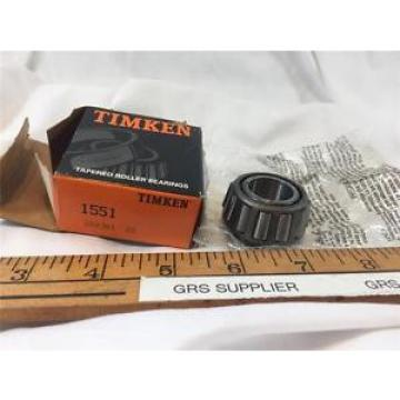Timken  TAPERED ROLLER 1551 OLD STOCK