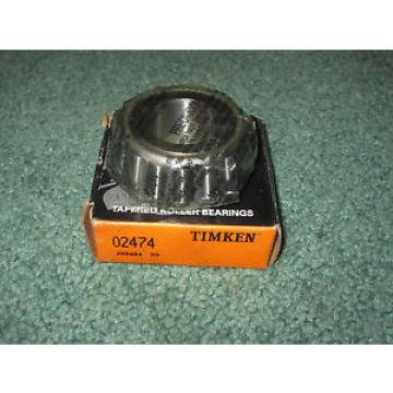 Timken  02474 Tapered Roller Cone 200604 cup race outer ring