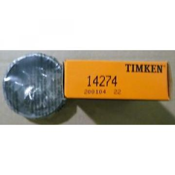 Timken  14274 TAPERED ROLLER CUP