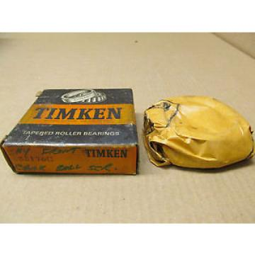 Timken 1  55176C TAPERED ROLLER
