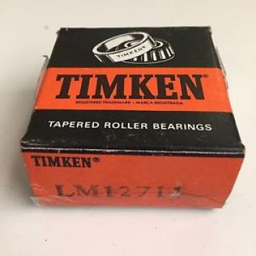 Timken  Tapered Roller s LM12711  Sealed.