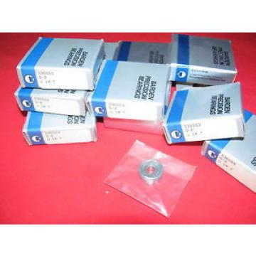 Barden High Speed Bearing S36SS3 G-2 Radial, Single Row, Super Precision