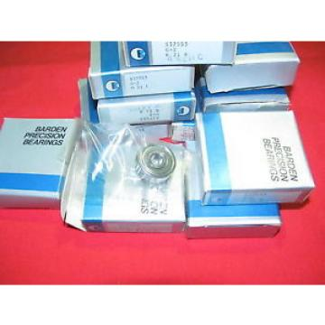 Barden High Speed Bearing S37SS3 G-2  Radial, Single Row, Super Precision