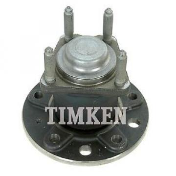 Timken  512239 Rear Hub Assembly