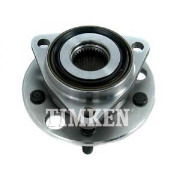 Timken Wheel and Hub Assembly Front 513063
