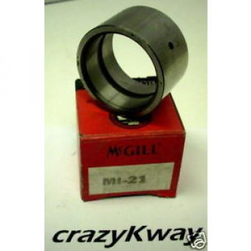 MCGILL MI-21 BEARING RACE CONDITION IN