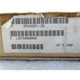 Siemens 6RA8261-3B Feldversorgungseinheit < ungebraucht > in geöffneter OVP