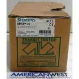 Siemens Power Supply EPSP18V VL POWERSTICK 18V Test Kit DG-PG Frames NEW!