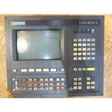 Siemens 6FC3551-1AC-Z Bedientafel