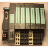 Siemens 6ES7-151-1AA05-0AB0 WITH 6 MODULES
