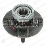 Timken  Wheel and Hub Assembly, 512204