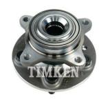 Timken Wheel and Hub Assembly Front fits 06-12 Land Rover Range Rover Sport