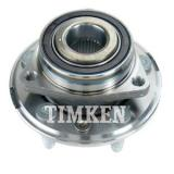 Timken Wheel and Hub Assembly Rear HA590348 fits 10-16 Chevrolet Camaro