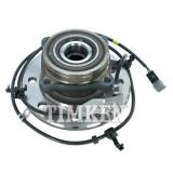 Timken Wheel and Hub Assembly Front Left fits 98-99 Dodge Ram 3500
