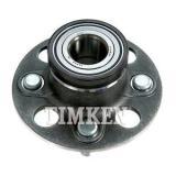 Timken Wheel and Hub Assembly Rear 512323 fits 07-13 Honda Fit