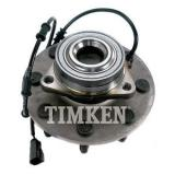 Timken Wheel and Hub Assembly Front SP550103 fits 03-05 Dodge Ram 3500