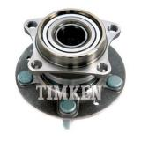 Timken Wheel and Hub Assembly Rear HA590193 fits 07-12 Mazda CX-7