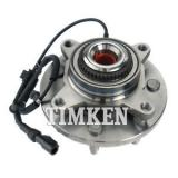 Timken  SP550215 – Front Wheel and Hub Assembly