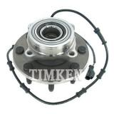 Timken Wheel and Hub Assembly Front HA590032 fits 03-05 Dodge Ram 3500